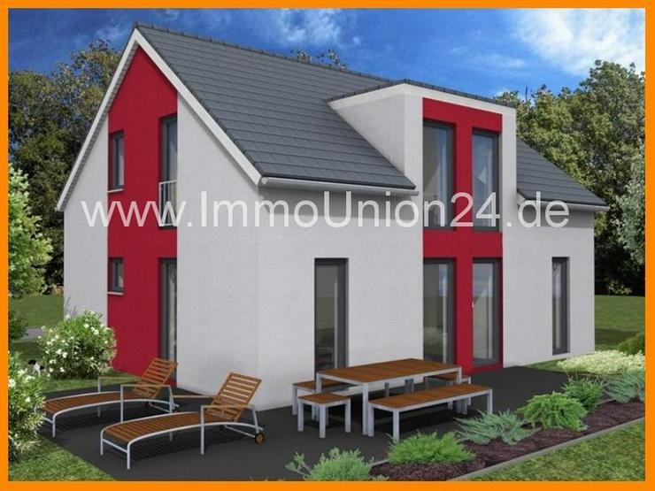 2 0 9. 9 0 0,- für massives + SCHLÜSSELFERTIGES Haus 1 2 6 qm auf Bodenplatte in HEILIGE... - Bild 1