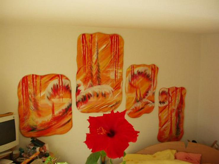 Acrylbilder auf Leinwand  - Weitere - Bild 1