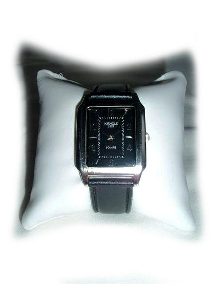 Herrenarmbanduhr von Kienzle Square - Herren Armbanduhren - Bild 1