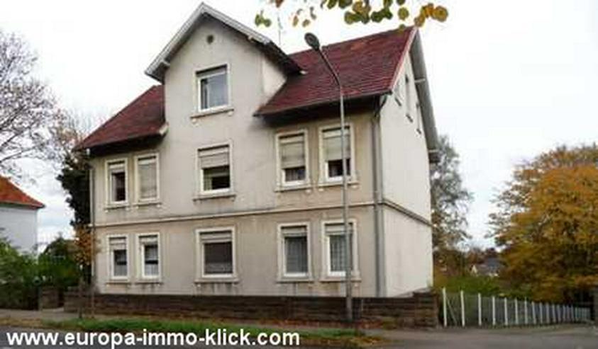 Eine 4 ZKBB Altb-Wohnung 1. OG. m. Garten Barkhausen 32457 - Wohnung mieten - Bild 1