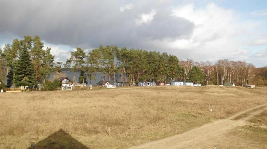 GRUNDSTÜCK MIT BADESTRAND FÜR IHR FERIENHAUS | FERIENHAUSSIEDLUNG AM PLÄTLINSEE - Grundstück kaufen - Bild 1