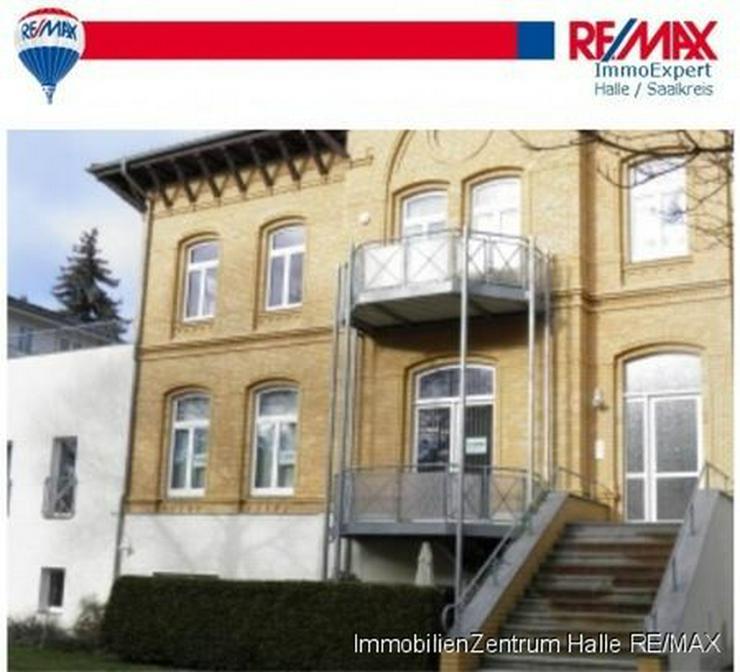 Repräsentative Büro/Praxisräume in Top-Lage v. Giebichenstein - Gewerbeimmobilie mieten - Bild 1