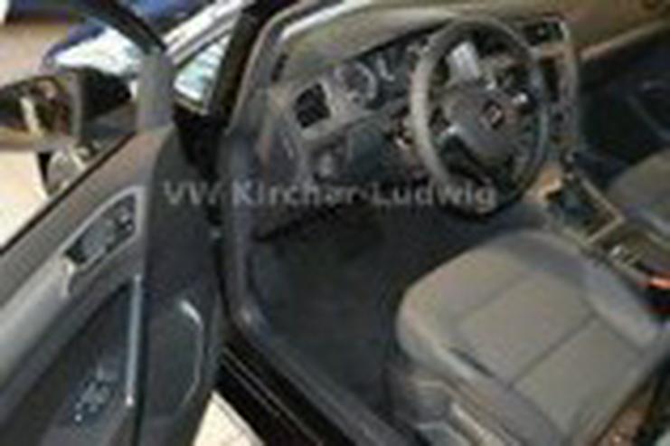 Bild 5: VW Golf VII Comfortline BMT 1,4 TSI Klimatronik, SH,