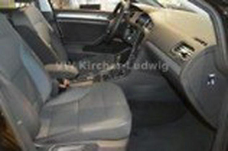 Bild 3: VW Golf VII Comfortline BMT 1,4 TSI Klimatronik, SH,