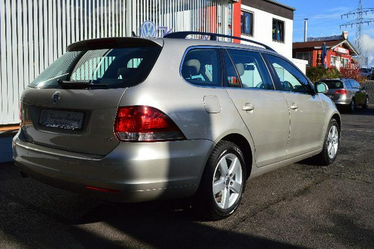 Bild 3: VW Golf VI Variant 1,6 TDI Comfortline Klimatronik, SH, Radio CD