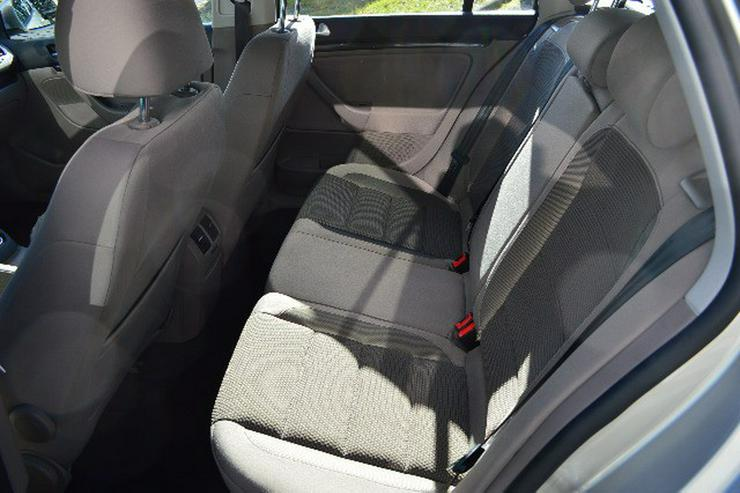Bild 5: VW Golf VI Variant 1,6 TDI Comfortline Klimatronik, SH, Radio CD