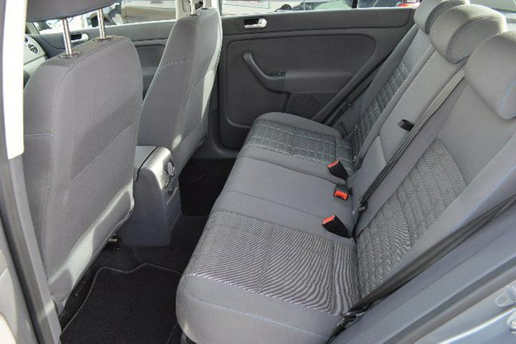 Bild 5: VW Golf Plus 1.6 Tour Klima, SH,