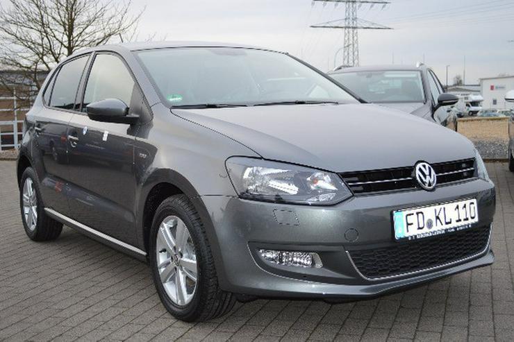 VW Polo 1,2 Life Klimatronik, SH, Alu - Polo - Bild 1