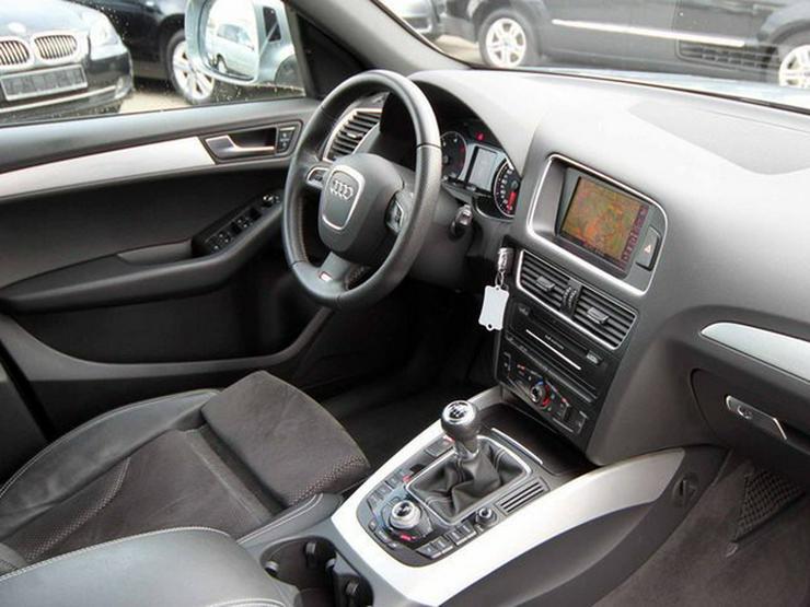 Bild 5: AUDI Q5 2.0 TDI quattro S Line Sport+ 100Jahre Audi