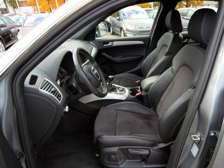 Bild 6: AUDI Q5 2.0 TDI quattro S Line Sport+ 100Jahre Audi