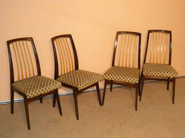 Vier Designer Stühle aus den 70er Jahren CASALA in Zeuthen