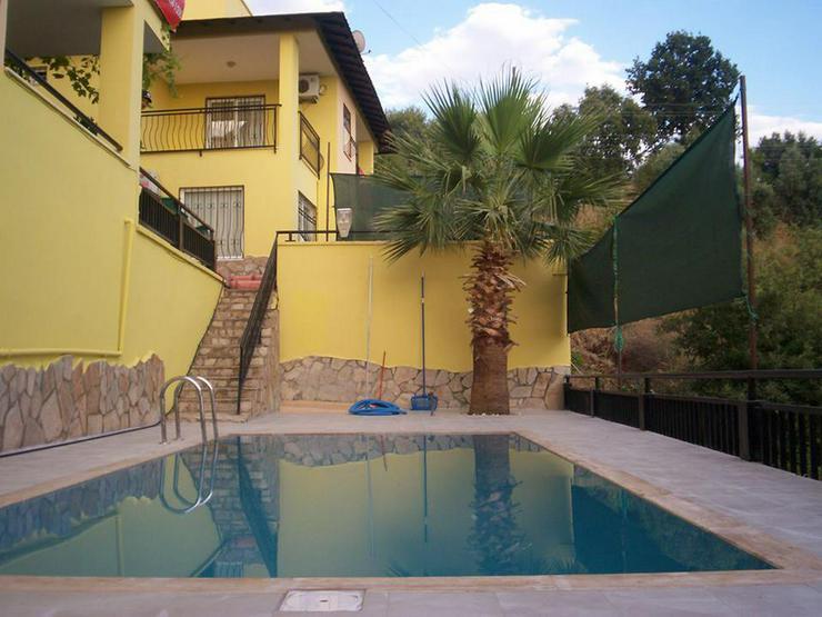 Haus Kaufen Villa Ferienhaus Alanya Privatpool - Haus kaufen - Bild 1