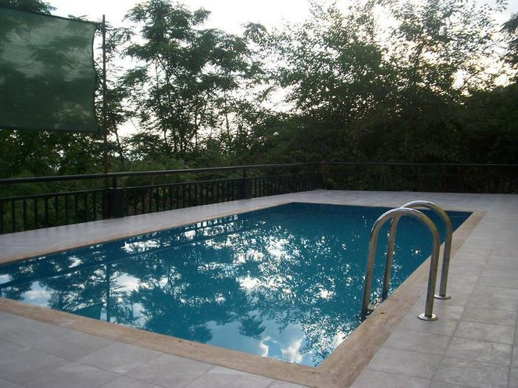Haus Kaufen Villa Ferienhaus Anwesen Alanya Privatpool Tesettür