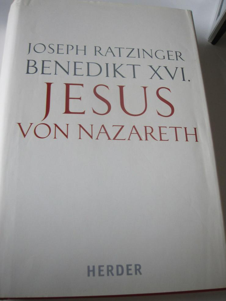 Joseph Ratzinger BENEDIKT XVI JESUS von Nazaret