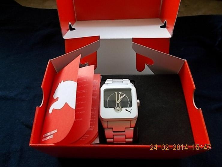 PUMA women watches Star Dust TIME PU100212001 - Damen Armbanduhren - Bild 1