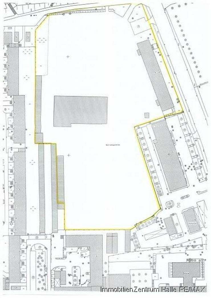24000m² Grundstück mit Gewerbefläche