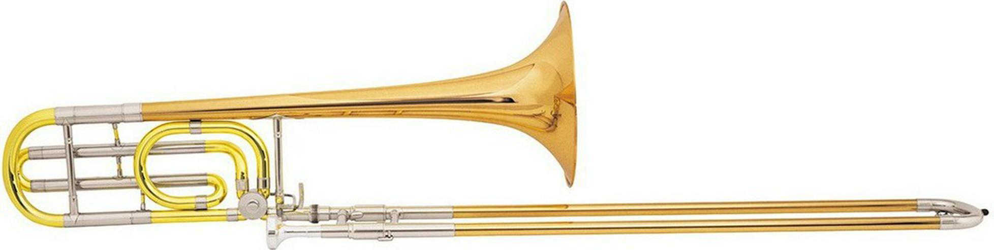 C.G. Conn 88 H Symphony Bb / F - Posaune. Neu