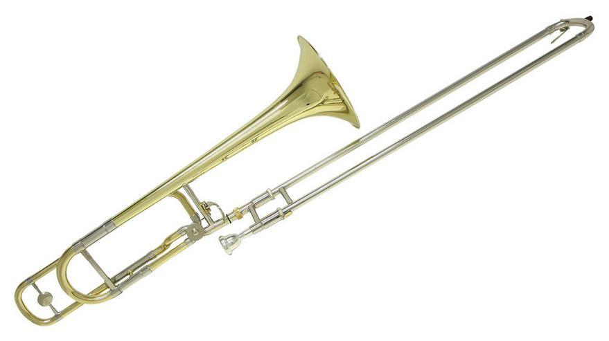 Bach Bb / F Tenorposaune mit Quartventil, Neu