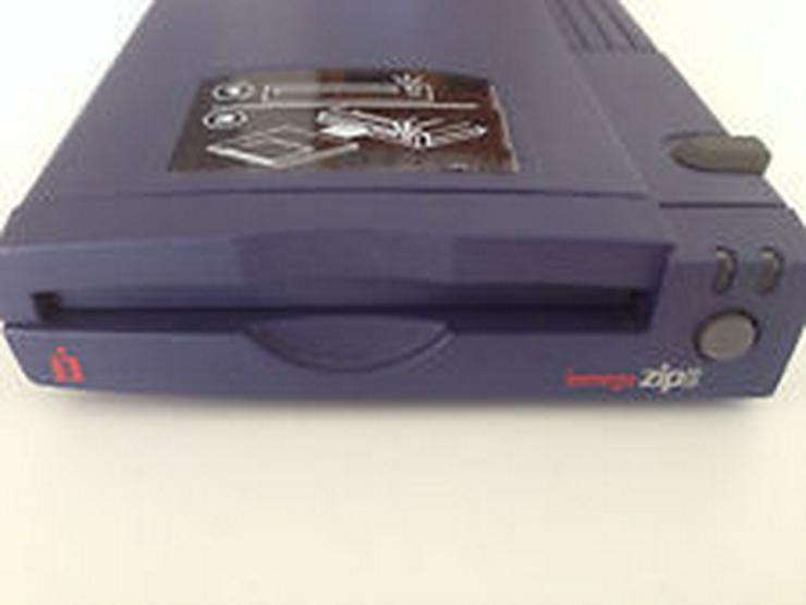 Externes Iomega Zip 100 Disketten Laufwerk