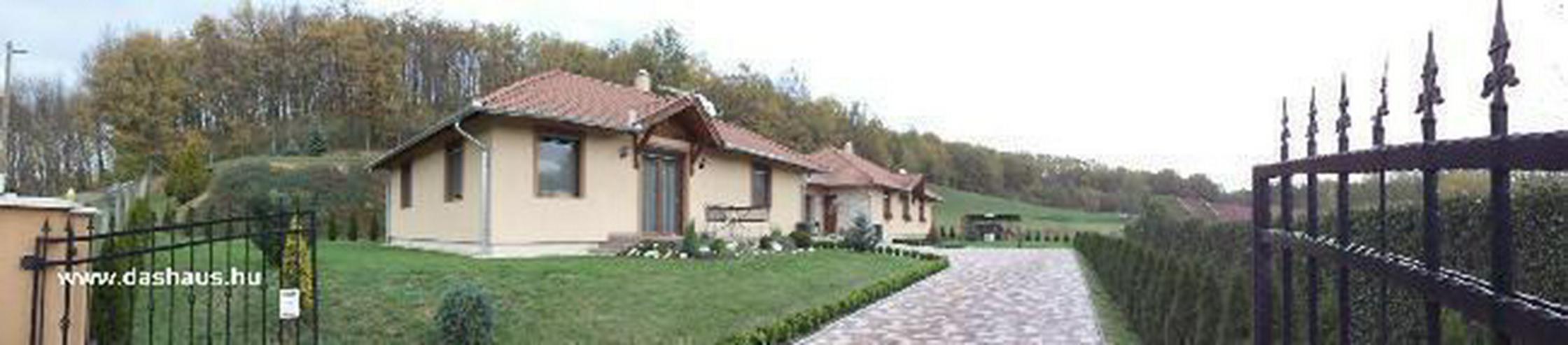 Bild 2: Ein Neues Haus zu verkaufen in West Ungarn nähe Balaton und Heviz