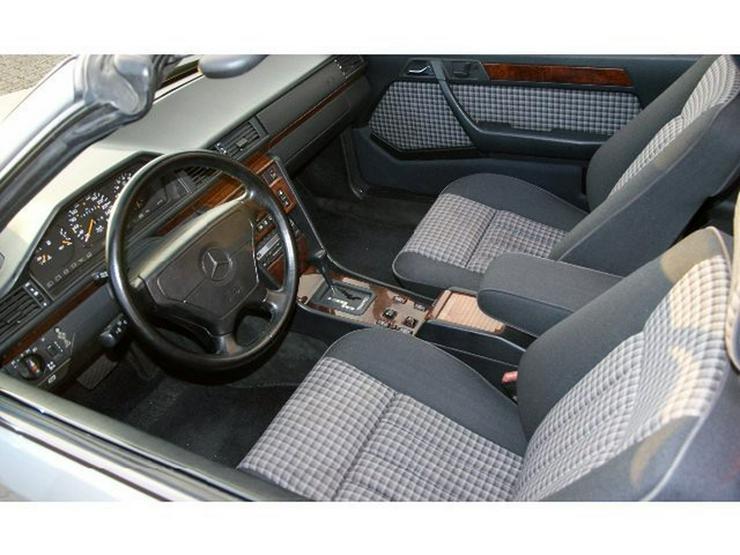 Bild 5: MERCEDES-BENZ E 320 Cabrio - Top Zustand-