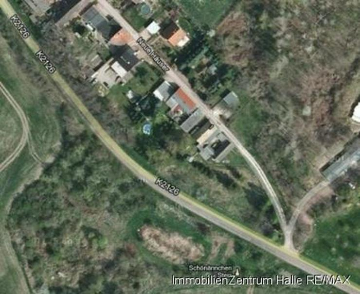 Wohnen in der Nähe des Peterbergs, nur 10 min von Halle - Grundstück kaufen - Bild 1