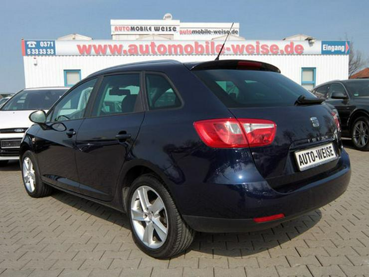Bild 4: SEAT Ibiza ST 1.6 TDI CR Sport Parktronic Sitzheizung