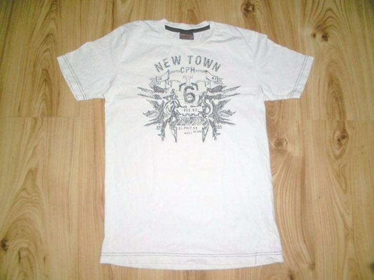 Weißes ESPRIT T-Shirt in Größe S