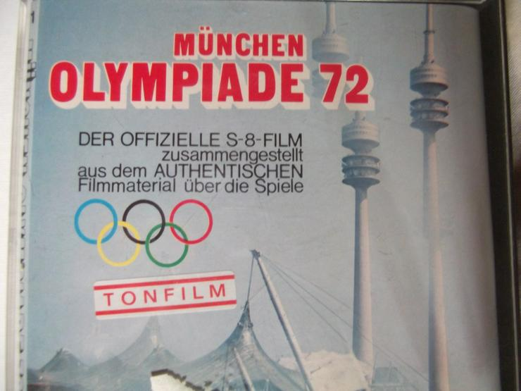 München Olympiade 72 S-8-Film