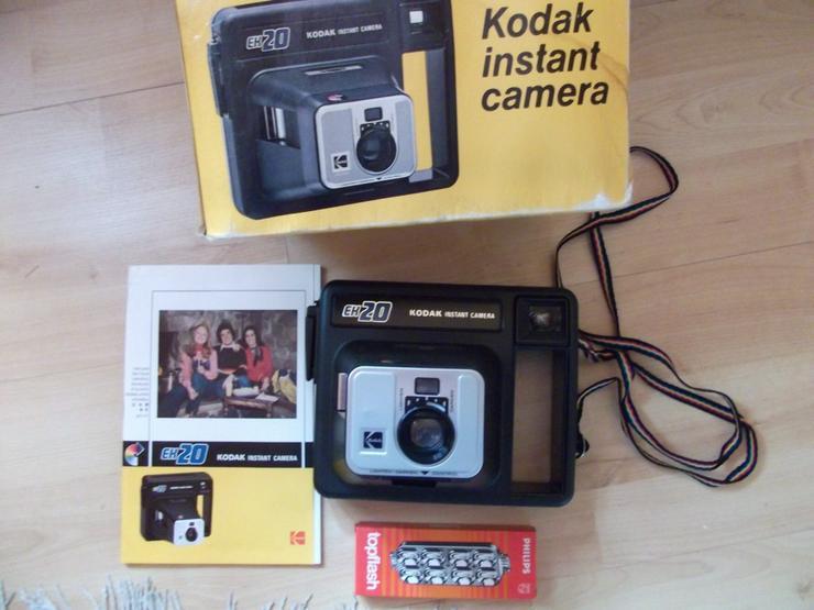 Kodak Instantcamera EK 20