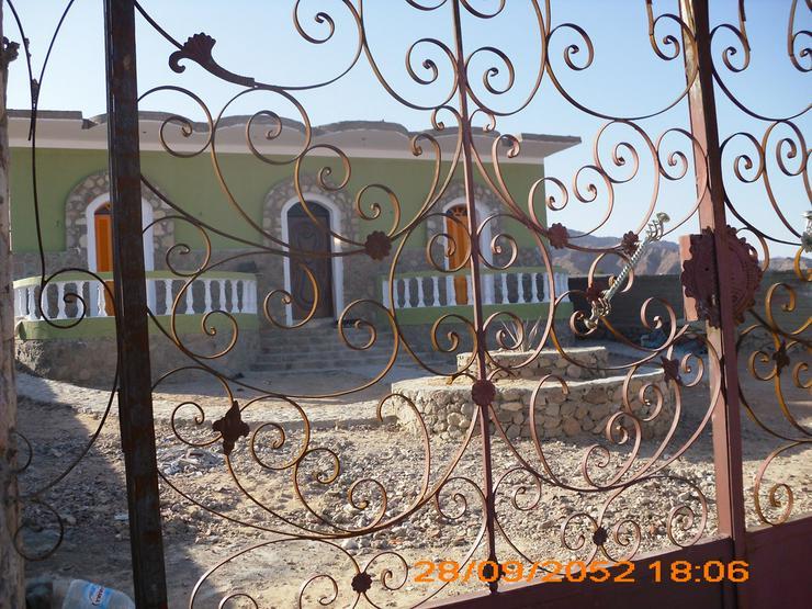 Bild 4: Baugrundstück am Roten Meer