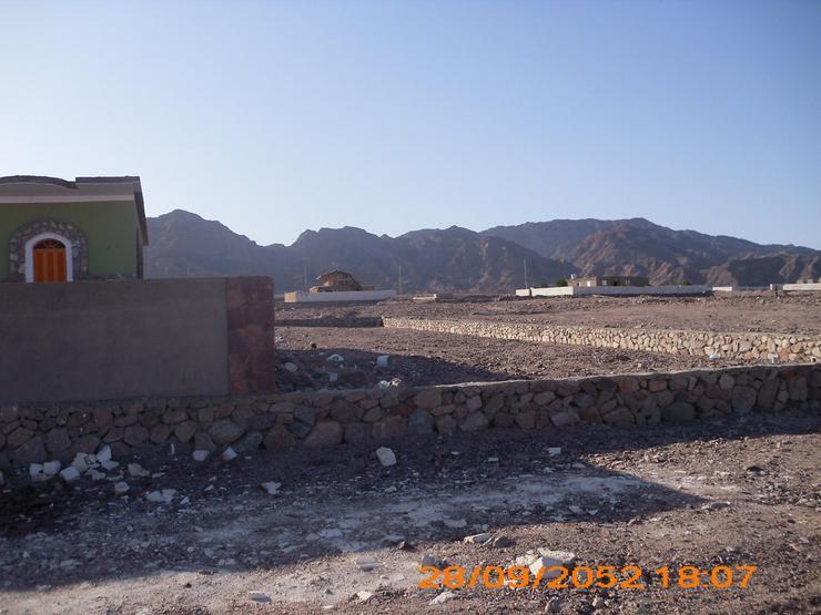 Baugrundstück am Roten Meer - Grundstück kaufen - Bild 1