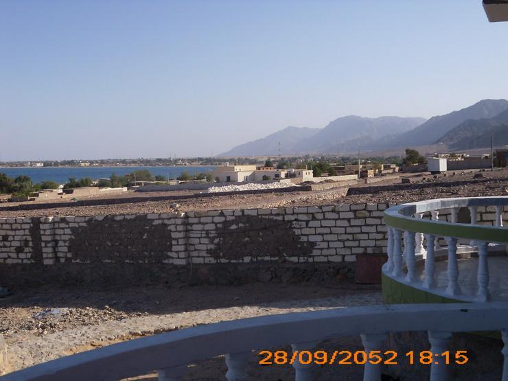 Bild 3: Baugrundstück am Roten Meer
