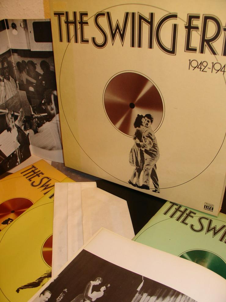Bild 2: Swing Era - Time Life Sammlung auf Vinyl LPs