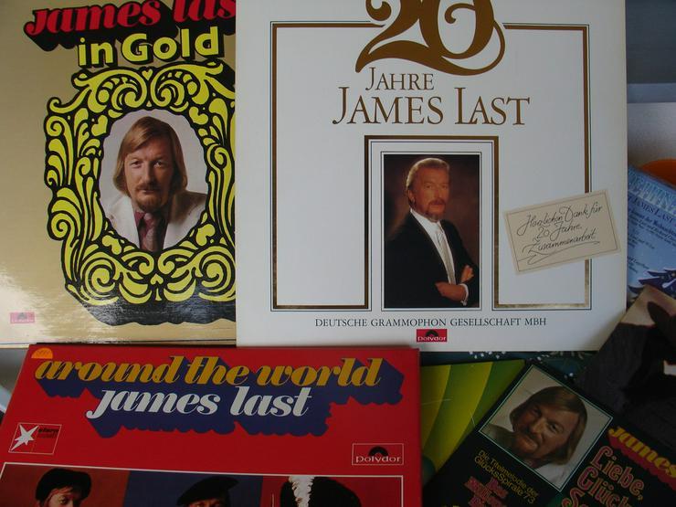 James Last - Tonträger
