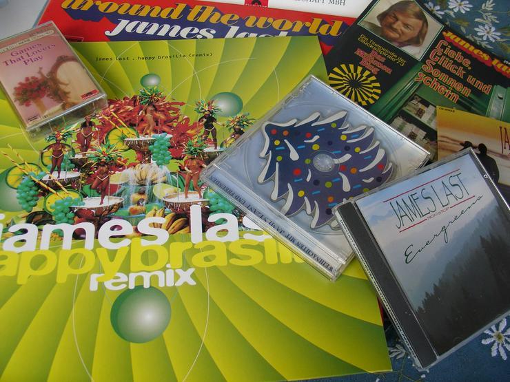 Bild 3: James Last - Tonträger