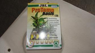 JBL ProTemp Basis 120 - Aquarien Zubeh�r - Bild 1
