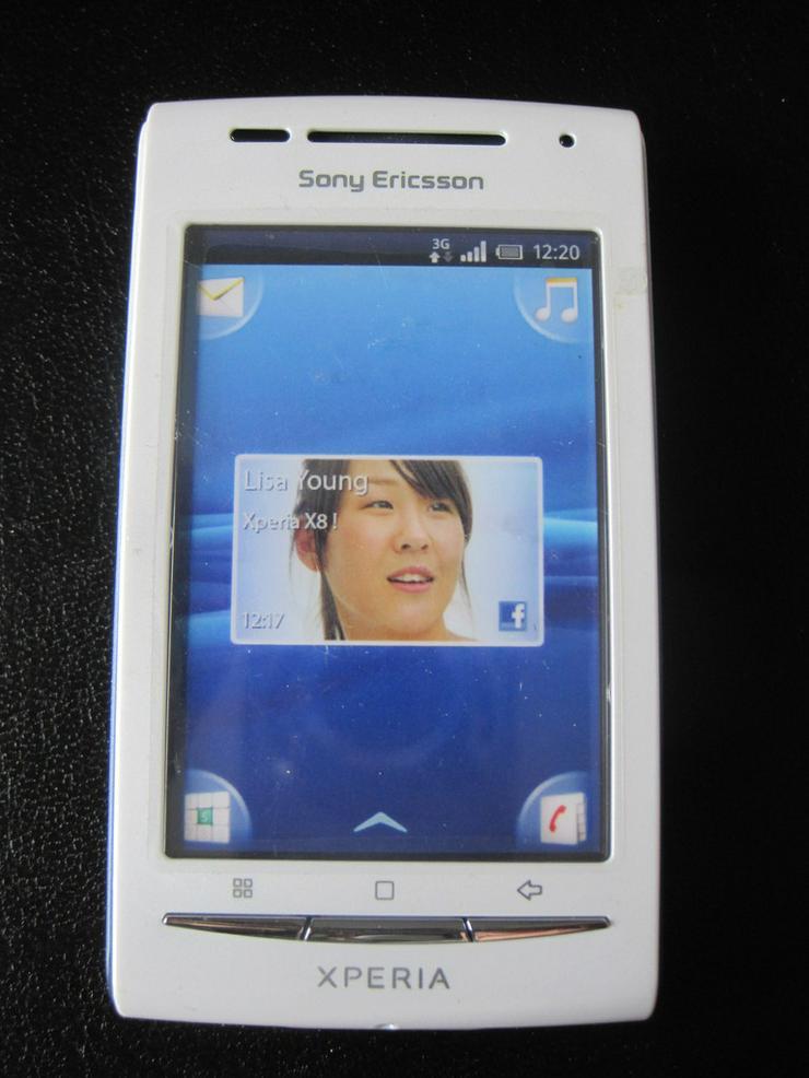 SONY Ericsson Xperia als DUMMY