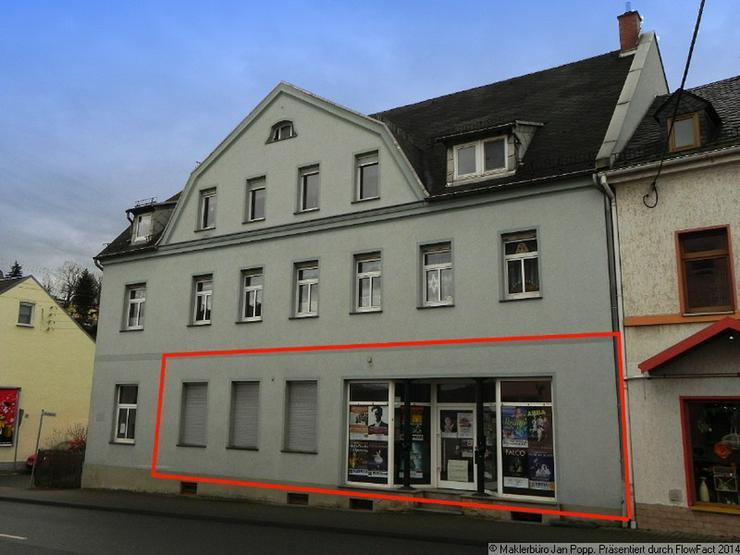 Gewerbefläche in Greiz-Sachswitz