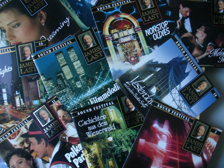 James Last - Sound Festival - 21 CD Clubausgabe