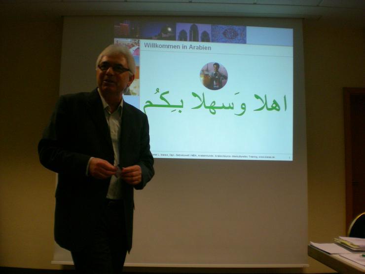 Bild 2: Workshop: Arabische Woche in Frankfurt am Main