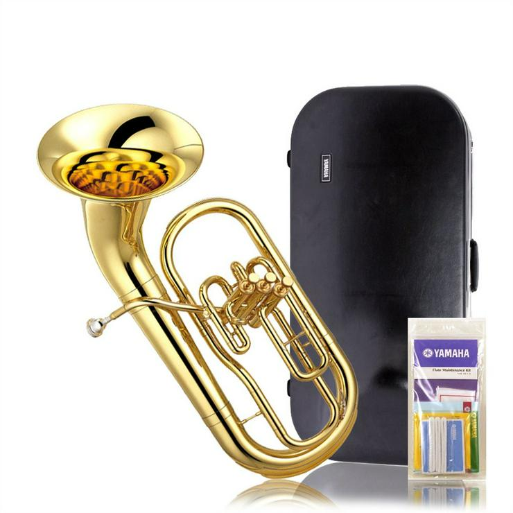 Yamaha Oberkrainer Bariton in Bb. Mod. YEP 211 - Blasinstrumente - Bild 1