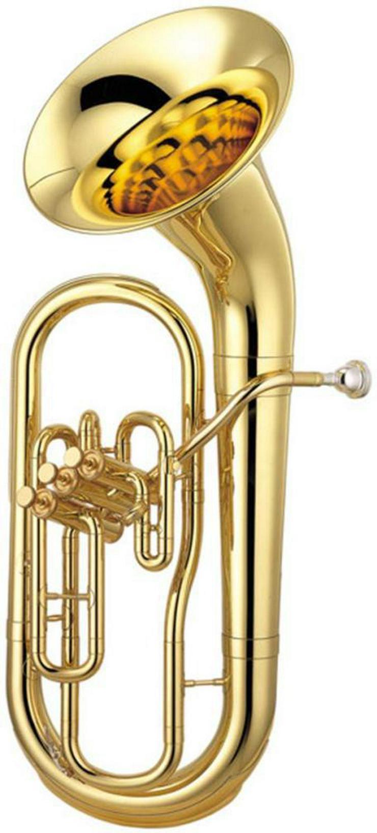 Bild 2: Yamaha Oberkrainer Bariton in Bb. Mod. YEP 211