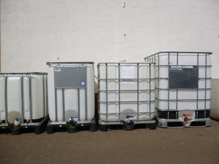 Bild 2: Weidetränke 1000 ltr.mit Tränkebecken fertig mo
