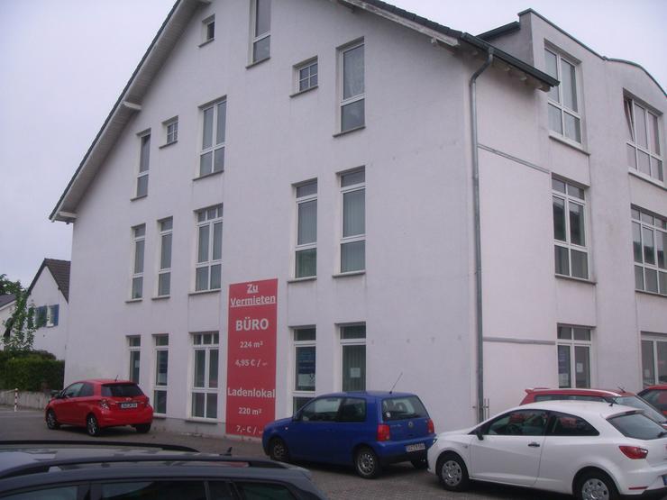 Provisionsfrei und sofort verfügbar - helle Büro-oder Praxisfläche in Hennef - Gewerbeimmobilie mieten - Bild 1