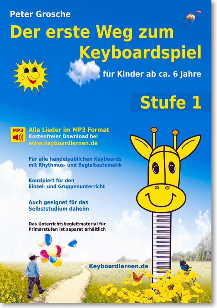 Bilder zu Kinder lernen Keyboard mit dem Bestseller 2015