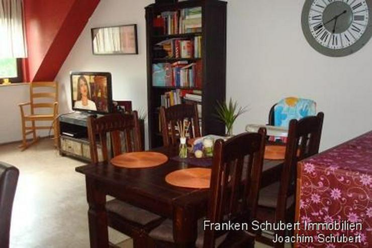 Bild 5: 3 Zi. DG-Wohnung an der Eselshöhe von Schweinfurt