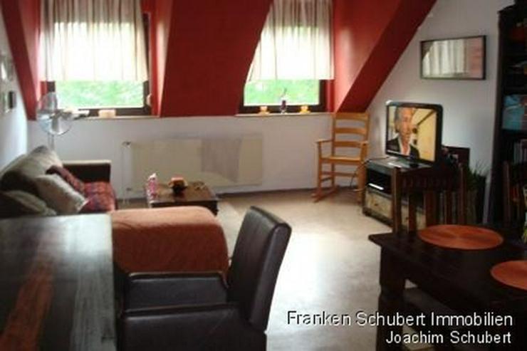 Bild 4: 3 Zi. DG-Wohnung an der Eselshöhe von Schweinfurt