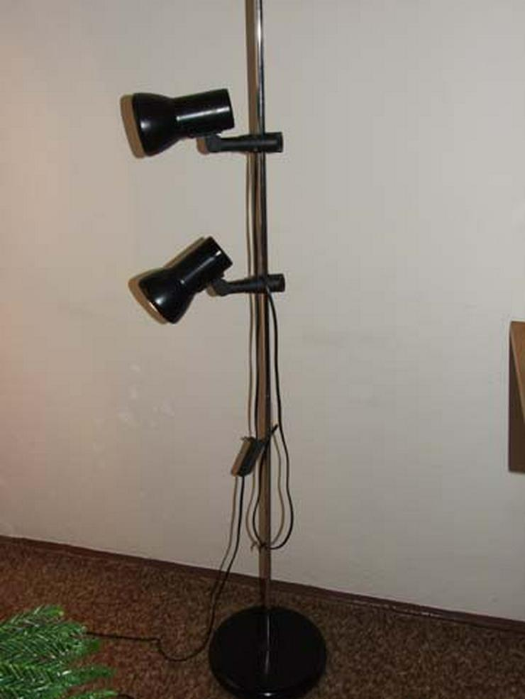 Schöne Stehlampe mit Spots / Lampe aus den 60e