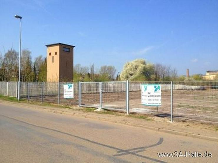 stark frequentierte Lage im zentralen Gewerbegebiet für Ihre Geschäftsstelle - Grundstück kaufen - Bild 1